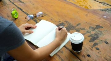 Be Your Therapist Through Journaling
