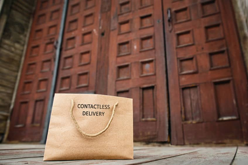 Contactless Delivery Needs: A Small Business Guide to a New Landscape
