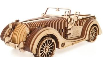UGears Wooden Models: Creative Gifts For Mechanics Lovers
