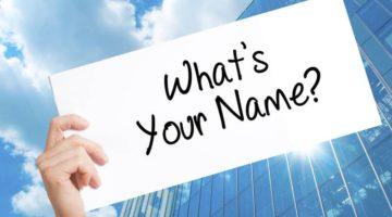Creative Business Names