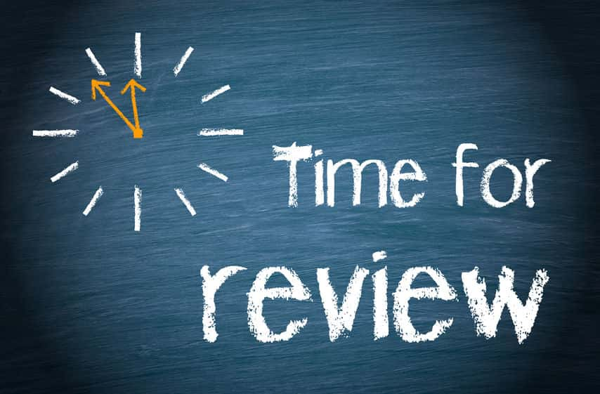 What to Look at When Doing Your Mid-Year Review