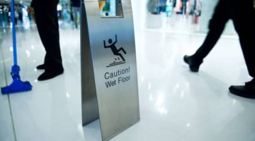 Avoiding Slips and Falls in the Workplace: 6 Steps to Take as an Employer