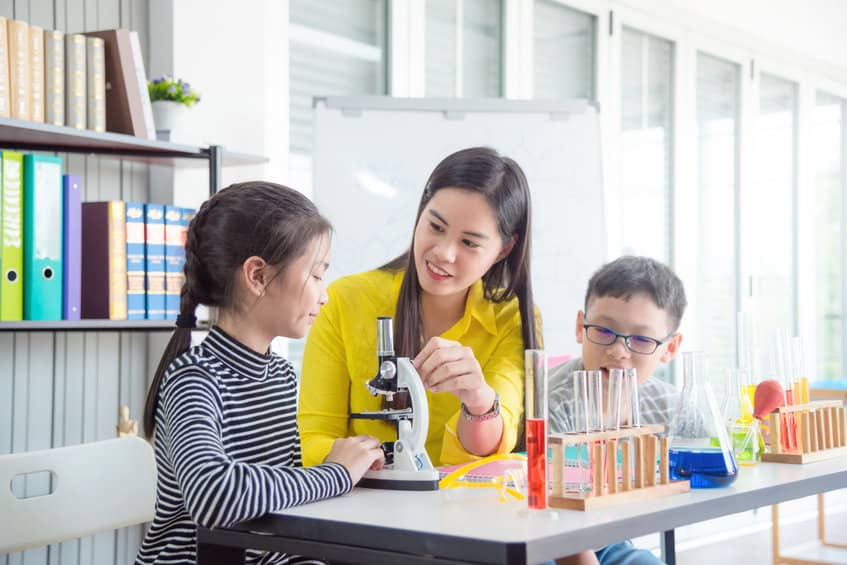 How can we improve science education?