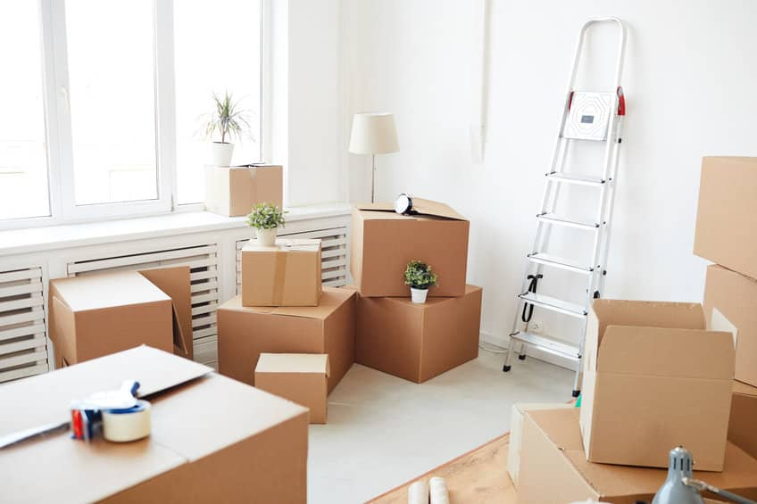 When Moving Your Home Means Moving Your One-Person Business