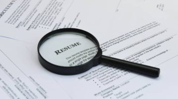 Business Basics: Analyzing a Resume