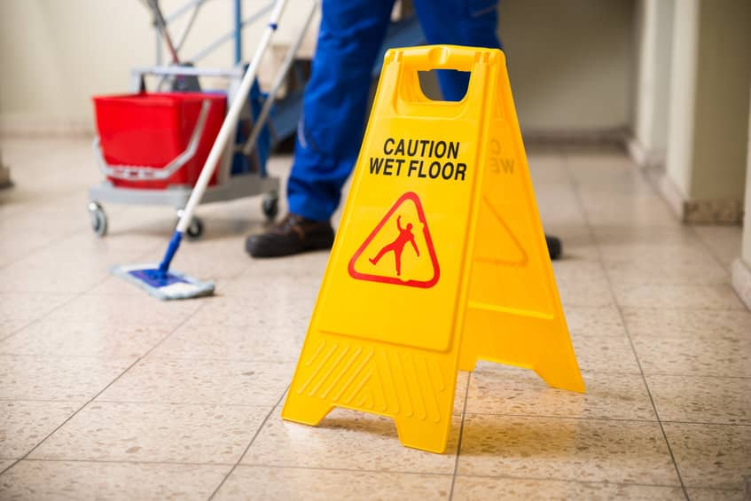 Personal Injury On Business Property
